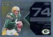 2007 Topps Chrome Brett Favre Collection #BF74 Brett Favre