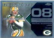2007 Topps Chrome Brett Favre Collection #BF8 Brett Favre