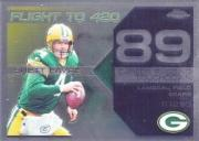2007 Topps Chrome Brett Favre Collection #BF89 Brett Favre