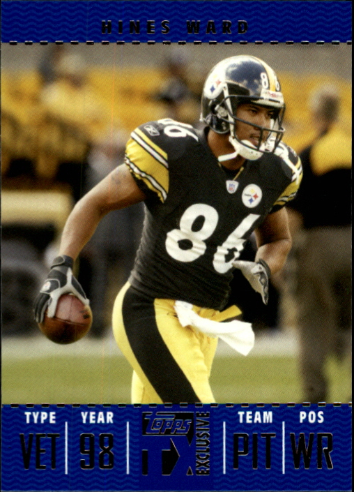2007 Topps TX Exclusive #73 Hines Ward