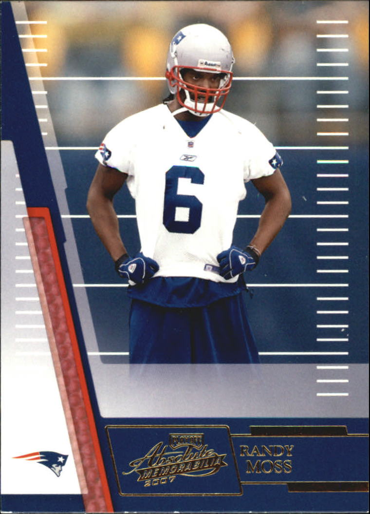 2007 Absolute Memorabilia Retail #88 Randy Moss