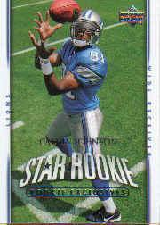 2007 Upper Deck Exclusive Edition Rookies #277 Calvin Johnson
