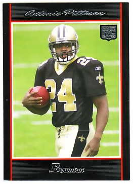2007 Bowman #131 Antonio Pittman RC