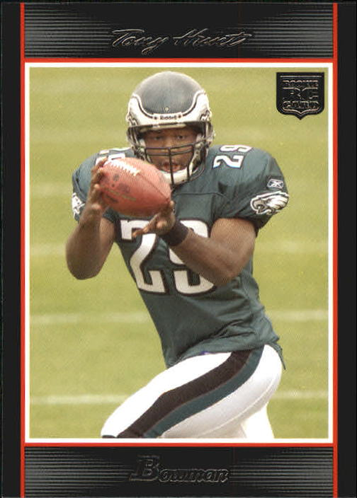 2007 Bowman #132 Tony Hunt RC