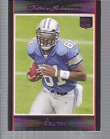 2007 Bowman #145 Calvin Johnson RC