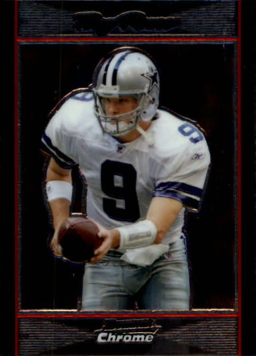 2007 Bowman Chrome #BC115 Tony Romo
