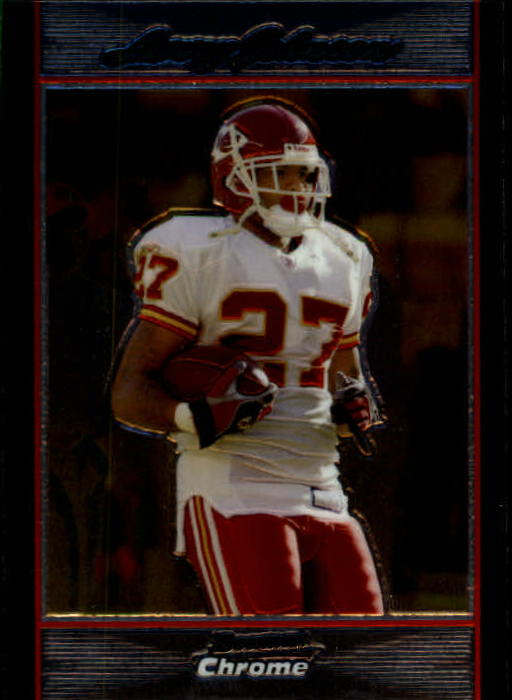 2007 Bowman Chrome #BC130 Larry Johnson