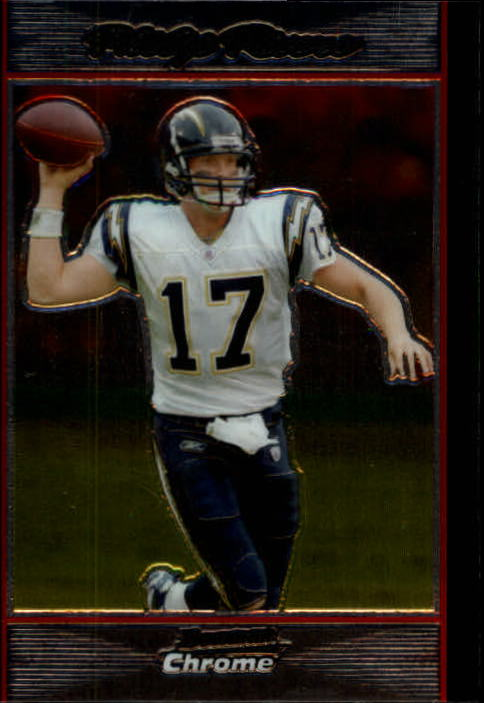 2007 Bowman Chrome #BC175 Philip Rivers