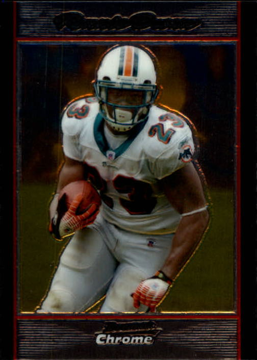 2007 Bowman Chrome #BC185 Ronnie Brown