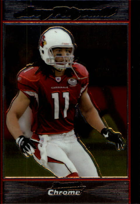 2007 Bowman Chrome #BC193 Larry Fitzgerald