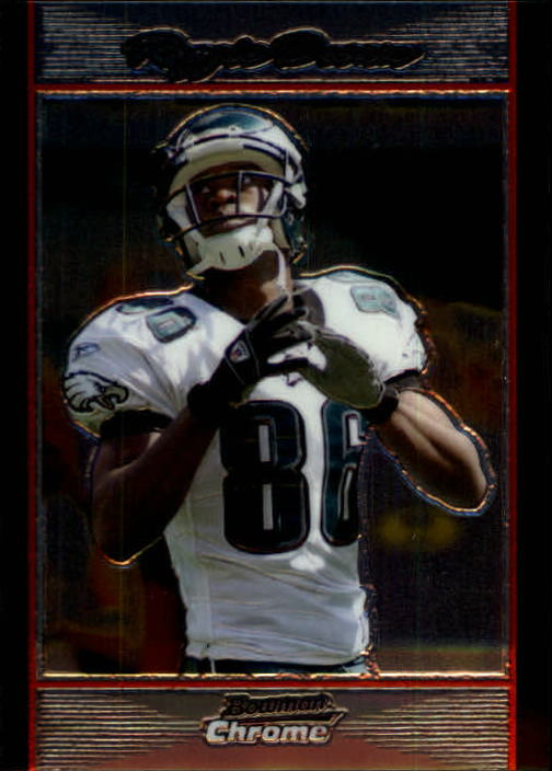 2007 Bowman Chrome #BC208 Reggie Brown