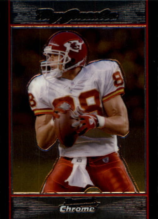 2007 Bowman Chrome #BC216 Tony Gonzalez