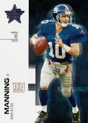 2007 Leaf Rookies and Stars #4 Eli Manning