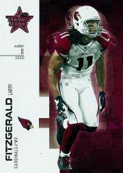 2007 Leaf Rookies and Stars #42 Larry Fitzgerald