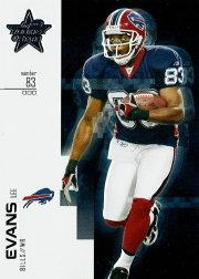 2007 Leaf Rookies and Stars #54 Lee Evans