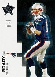 2007 Leaf Rookies and Stars #58 Tom Brady