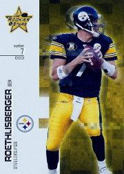 2007 Leaf Rookies and Stars #74 Ben Roethlisberger