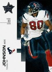 2007 Leaf Rookies and Stars #78 Andre Johnson