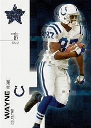 2007 Leaf Rookies and Stars #83 Reggie Wayne