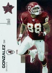 2007 Leaf Rookies and Stars #94 Tony Gonzalez