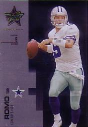 2007 Leaf Rookies and Stars Longevity #1 Tony Romo