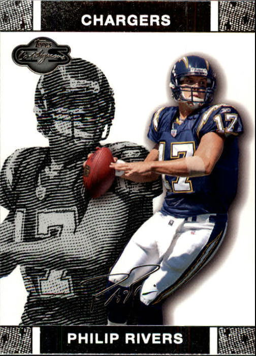 2007 Topps Co-Signers #6 Philip Rivers