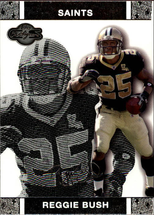2007 Topps Co-Signers #26 Reggie Bush