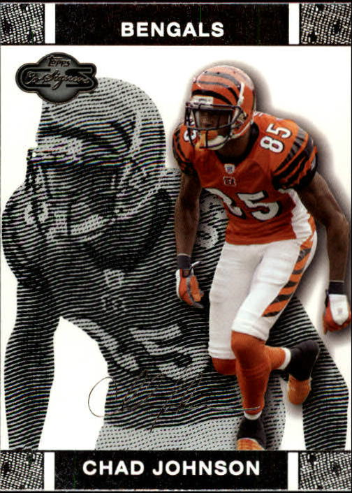 2007 Topps Co-Signers #27 Chad Johnson