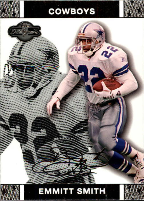 2007 Topps Co-Signers #44 Emmitt Smith