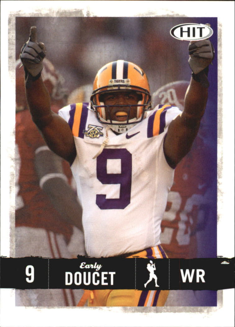 2008 SAGE HIT #9 Early Doucet