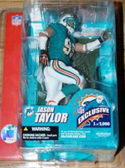 2007 McFarlane Football Super Bowl XLI #10 Jason Taylor