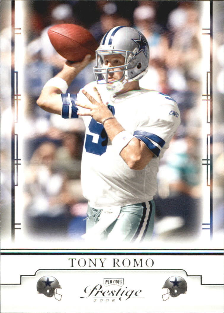 2008 Playoff Prestige #26 Tony Romo