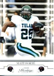 2008 Playoff Prestige #178 Matt Forte RC