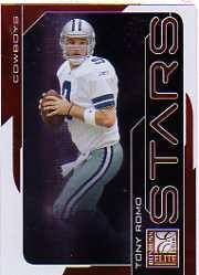 2008 Donruss Elite Stars Red #25 Tony Romo