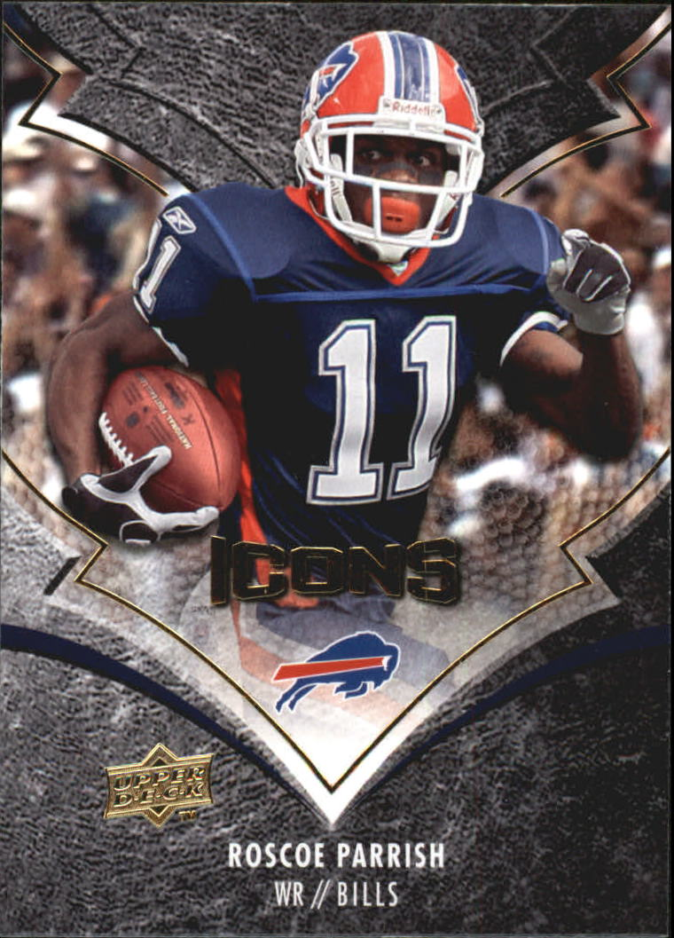 2008 Upper Deck Icons #11 Roscoe Parrish
