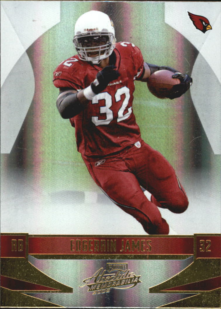 2008 Absolute Memorabilia #2 Edgerrin James