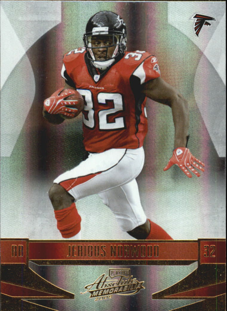 2008 Absolute Memorabilia #6 Jerious Norwood