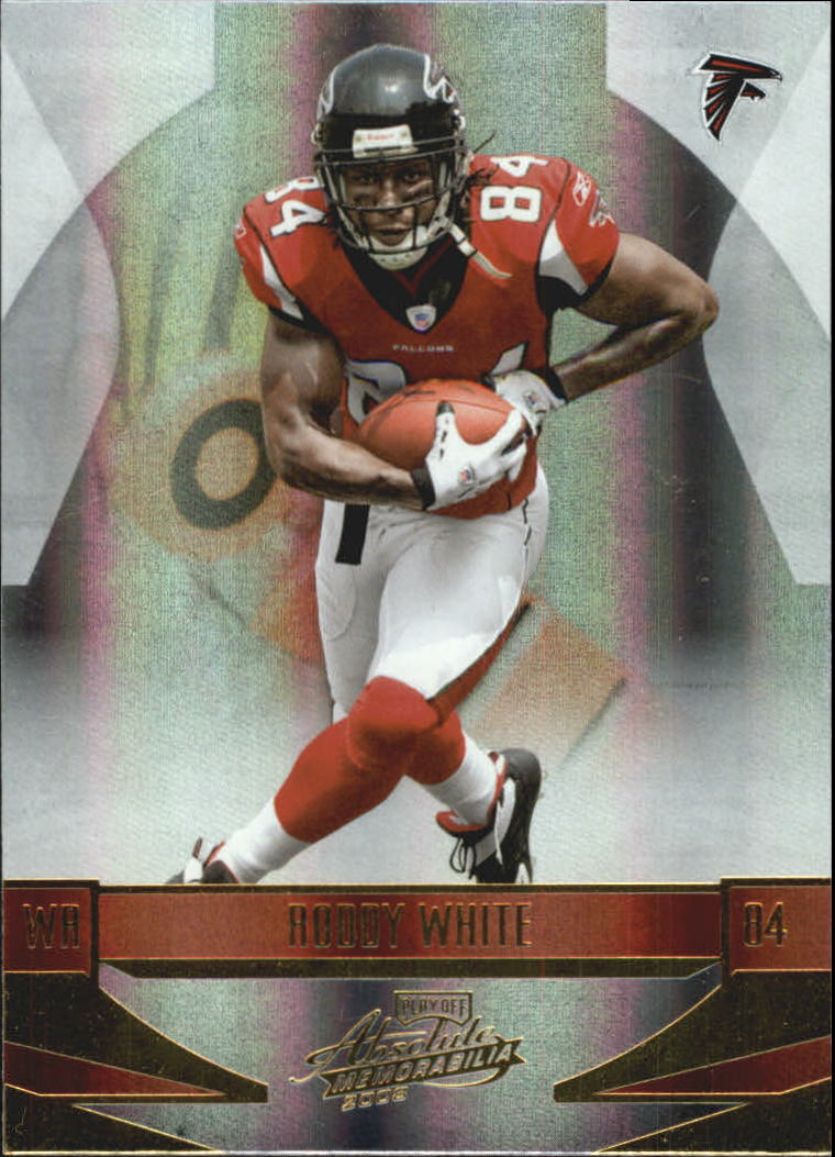 2008 Absolute Memorabilia #7 Roddy White