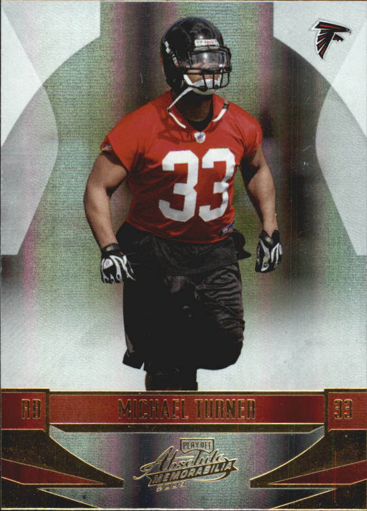2008 Absolute Memorabilia #8 Michael Turner