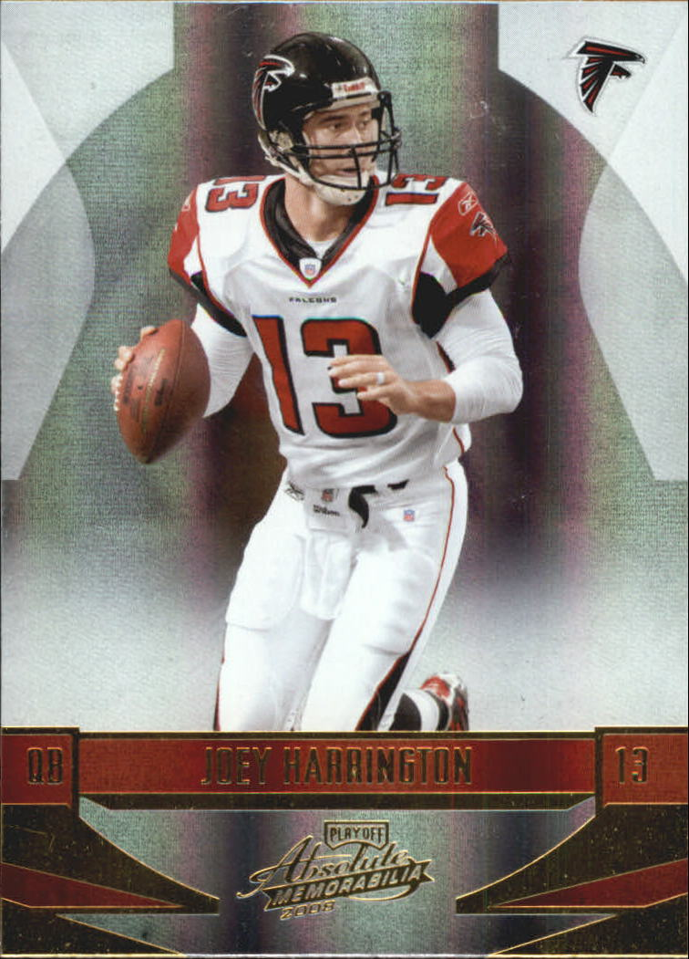 2008 Absolute Memorabilia #9 Joey Harrington