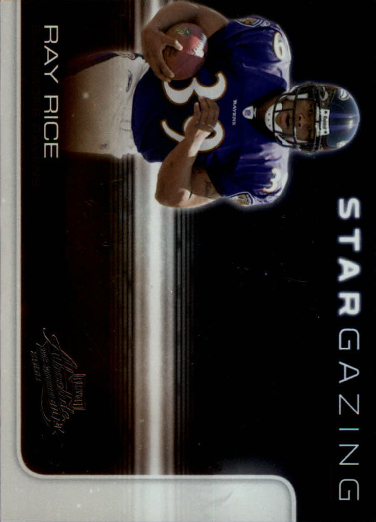 2008 Absolute Memorabilia Star Gazing #19 Ray Rice