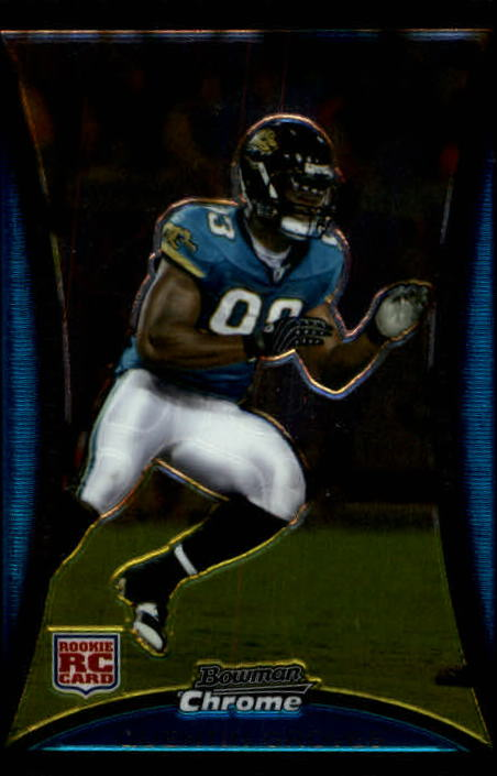 2008 Bowman Chrome #BC6 Quentin Groves RC
