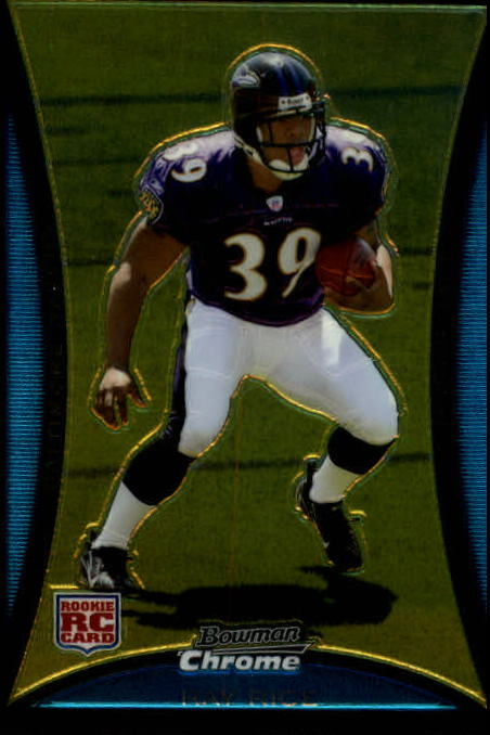 2008 Bowman Chrome #BC73 Ray Rice RC