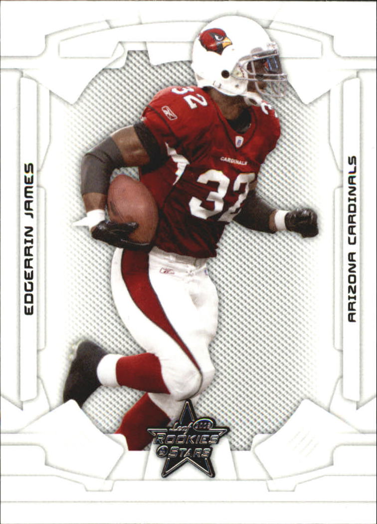 2008 Leaf Rookies and Stars #4 Edgerrin James