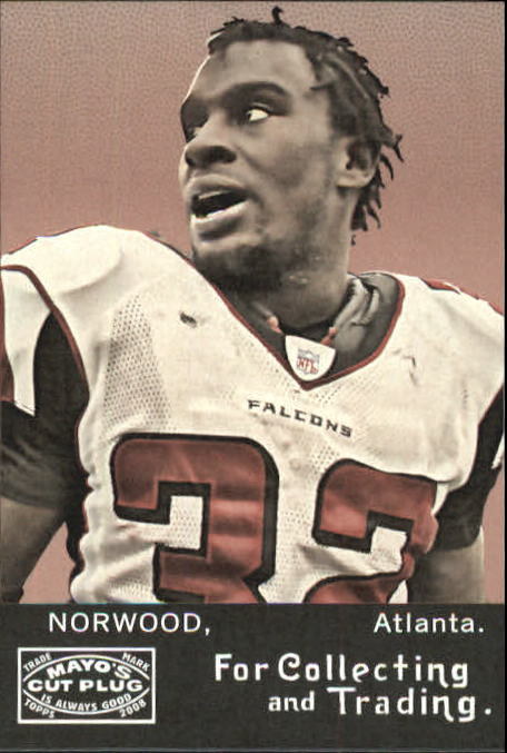 2008 Topps Mayo #150 Jerious Norwood