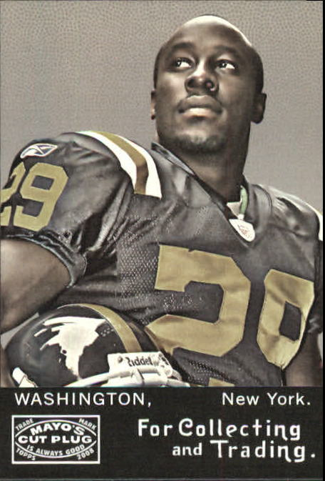 2008 Topps Mayo #151 Leon Washington