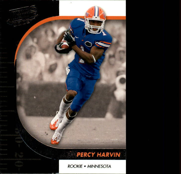 2009 Press Pass SE #20 Percy Harvin