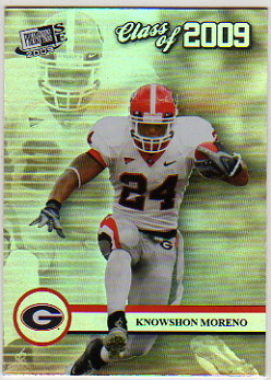 2009 Press Pass SE Class of 2009 #CL4 Knowshon Moreno