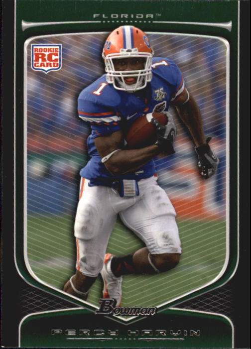 2009 Bowman Draft #147 Percy Harvin RC