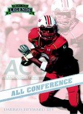 2009 Press Pass Legends All Conference #AC7 Darrius Heyward-Bey